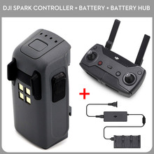 DJI Spark Intelligent Flight Battery Drone Remote Controller Spark Battery Charger Free Shipping