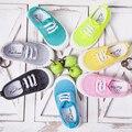 Redes de Multicolor Verão nova das crianças sapatos meninos sapatos meninas sapatos de bebê crianças malha respirável sandálias do esporte