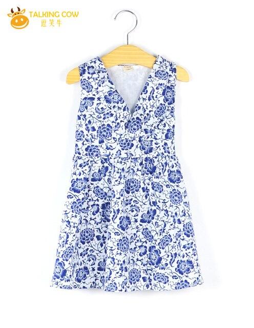 katoenen jurk patroon