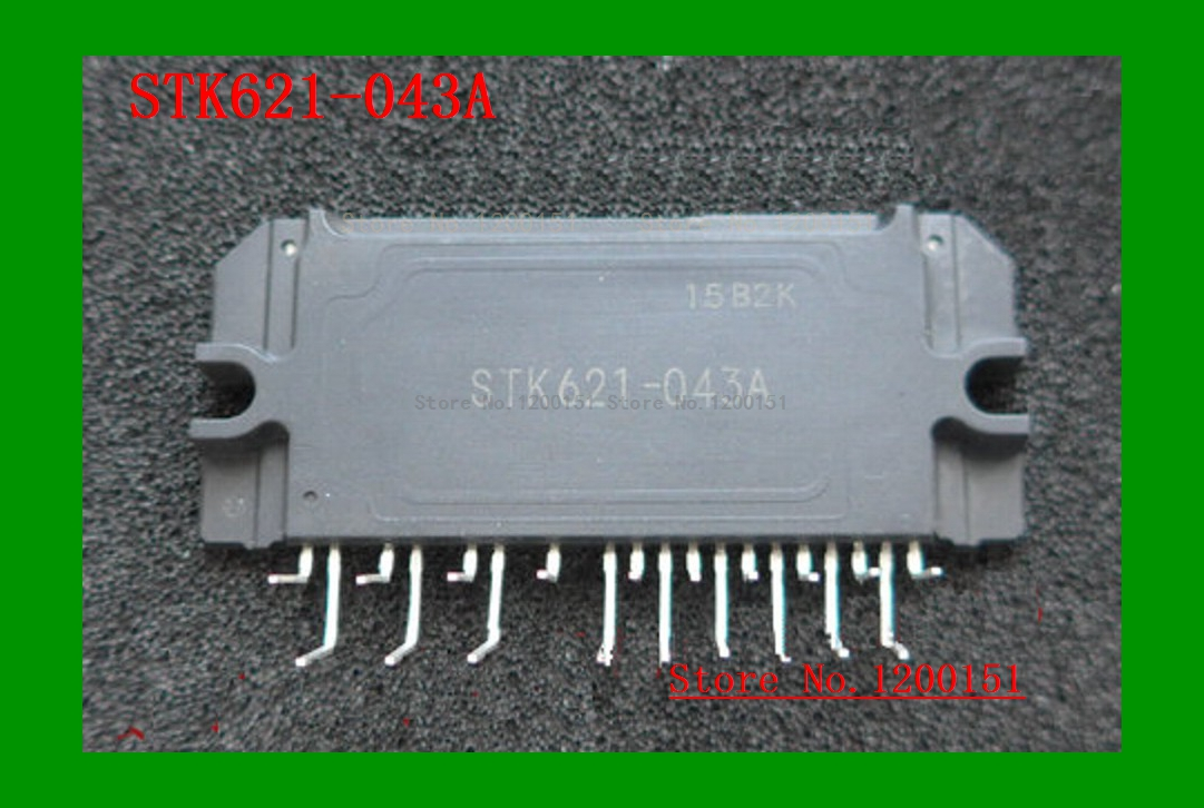 2 pcs/lot STK621-043A STK621-043B STK621-043C STK621-043D MODULES2 pcs/lot STK621-043A STK621-043B STK621-043C STK621-043D MODULES