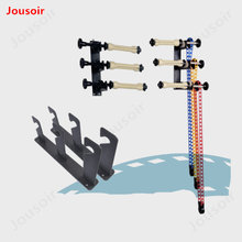 Photo Studio 3 Roller Wall Mounting Manual Background Support System CD15(China)