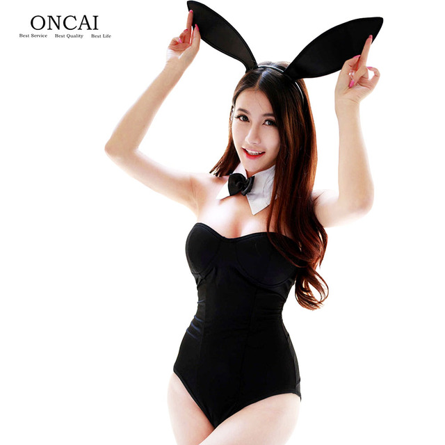 Women Sexy Bunny Uniforms Hot Lingerie Erotic Underwear Porn Costumes  Fantasia Sexy Body Suit Sex Products Cosplay Bunny Girl