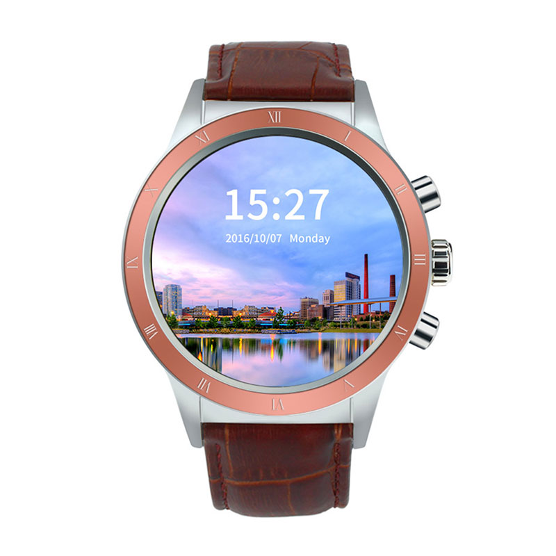 Kobwa Y3 1.39 inch GPS Android 5.1 Smart watch Phone 1.3GHz Quad Core Bluetooth Smartwatch 4GB ROM Pedometer WIFI 3G Smartwatch finow x5 air 3g smartwatch phone 1 39 inch android 5 1 mtk6580 quad core 1 3ghz 2gb ram 16gb rom gps bluetooth 4 0 pedometer