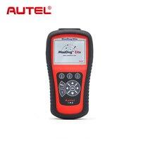 Autel MD802 4 Sistema de Herramienta de Diagnóstico OBD2 Código Del Escáner Lector de Motor ABS Airbag