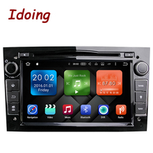 Idoing Android6.0/2G RAM/8Core/2Din For Opel Vectra Corsa D Astra H Fast Boot Steering-Wheel Car DVD Multimedia Video player
