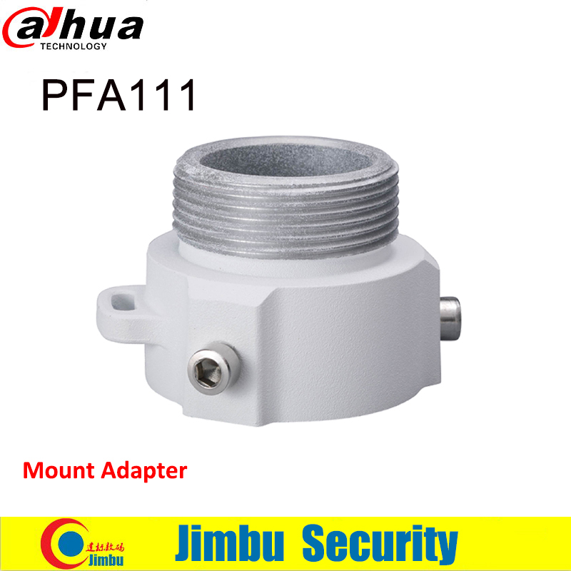 Dahua Aluminum material mount adapter DH-PFA111 cctv camera accessories application for speed dome camera installation