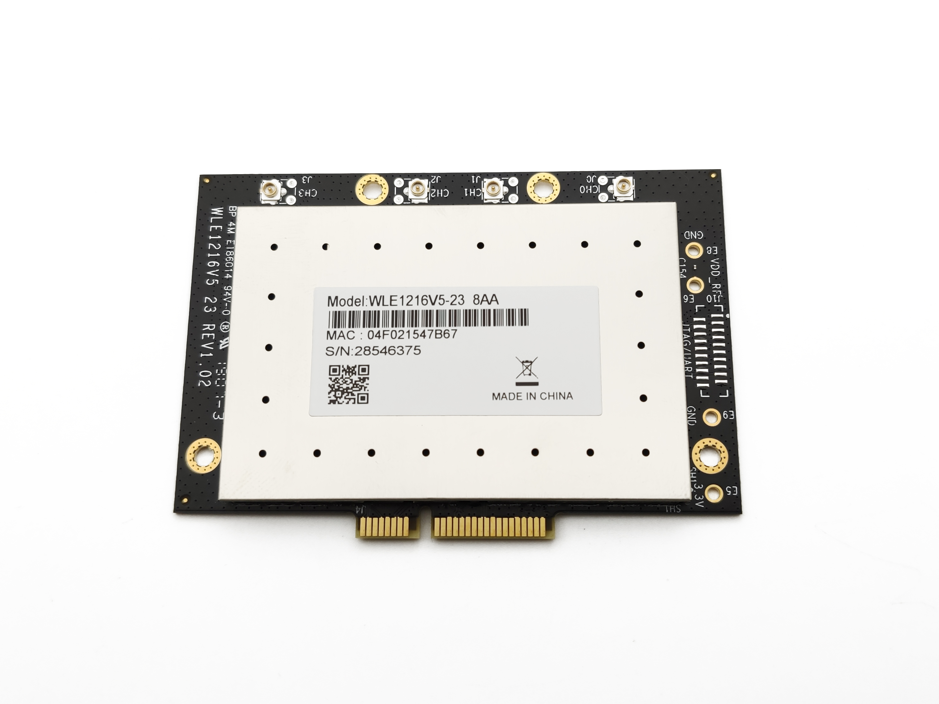 JINYUSHI For Brand new PCIE Compex WLE1216V5 23 wireless Network card QCA9980 4 4 802 11AC