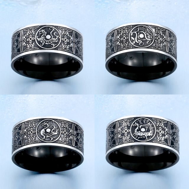Thor Viking Gothic Ring3