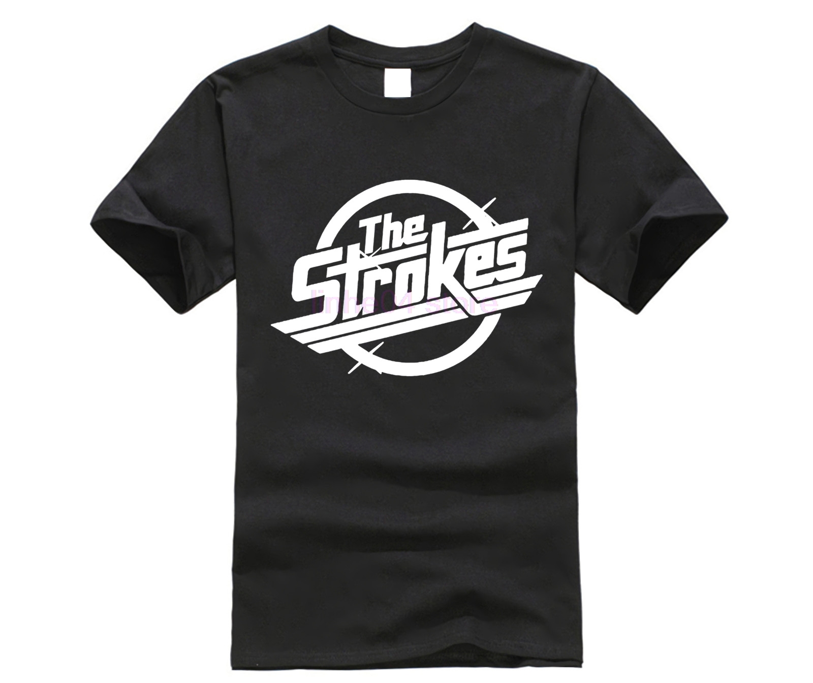 a2cf5b23 Detail Feedback Questions about The Strokes T Shirt Men Summer 100% Cotton  Cool Tee Male Plus Size Clothing Summer Loose Teenboys Tee Shirt Albert  Hammond ...