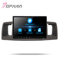 9'' Android 8.1 2 din Car Auto Multimedia For Toyota COROLLA EX 2007 2008 2009 2010 2011 2012 2013 Car GPS Navigation NO DVD