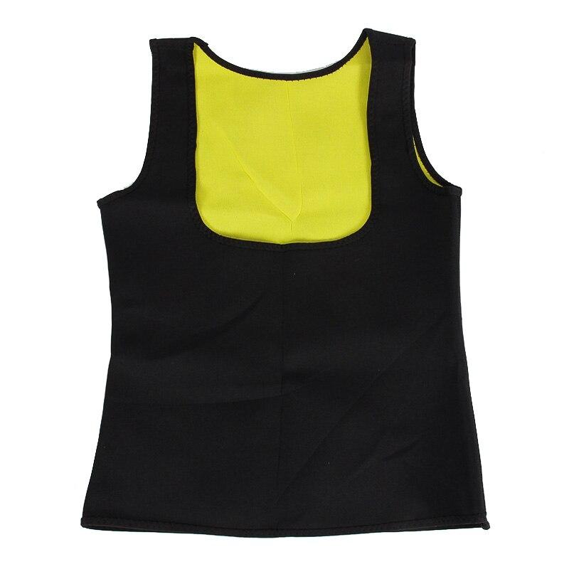 Әйелдер Neoprene Shapewear Push Up Vest Арқа - Денсаулық сақтау - фото 4