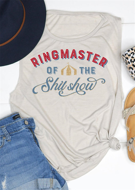 Ringmaster Graphic Tee