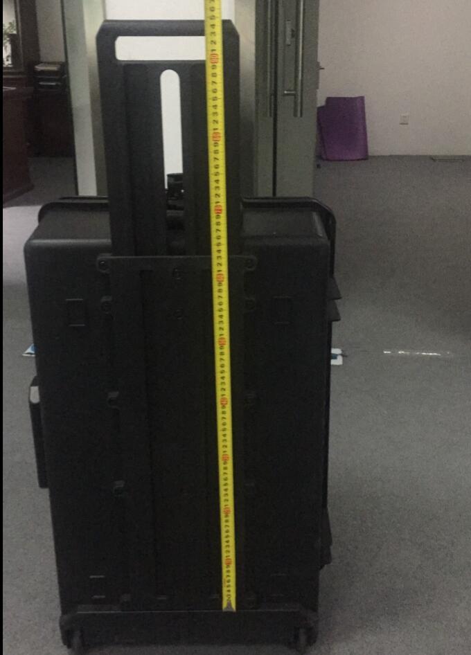 velká velikost 741 * 461 * 269mm vodotěsná plastová přepravní - Příslušenství pro ukládání nástrojů - Fotografie 3
