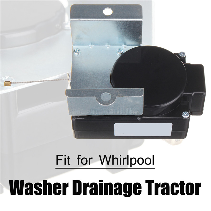 Washer Water Drainage Tractors Orthoterion Drain Motor For Whirlpool Mechine Washing Machine Parts original washer tractor xpq 6a of haier whirlpool samsung lg hand rubbing washing machine retractor brand new drainage motor