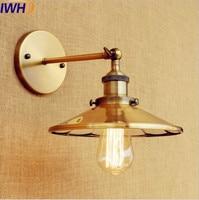 IWHD Gold Kupfer Vintage Wandleuchte Home Beleuchtung Arm Edison Retro Wand Leuchten Loft Industrielle Wandleuchte Apliques Pared|apliques pared|industrial wall sconcewall sconce -