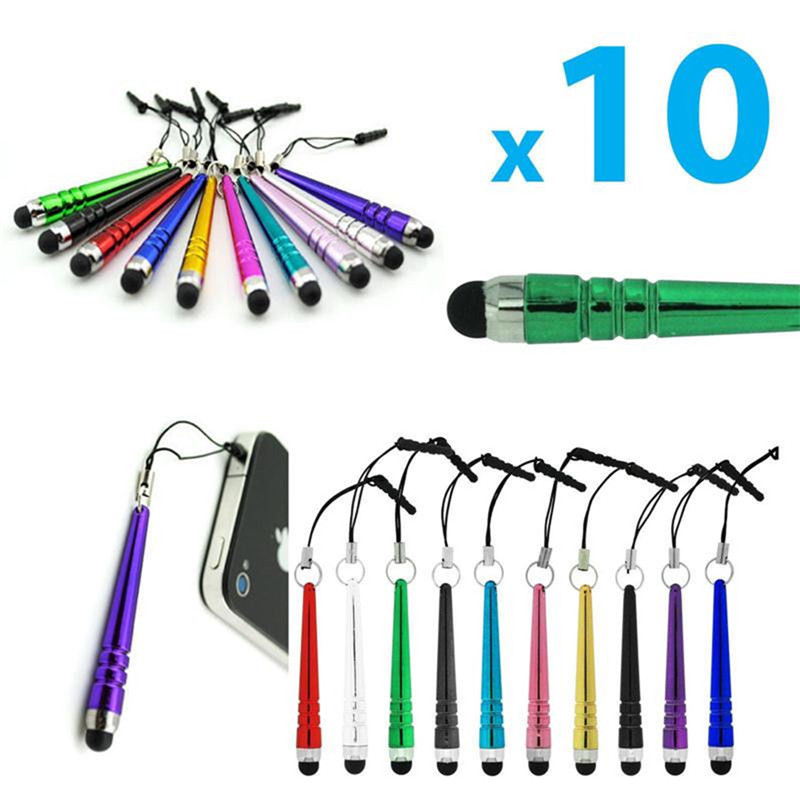 Universal Pen Stylus Screen Touch Long Capacitive for Smart Cell Phones Tablets