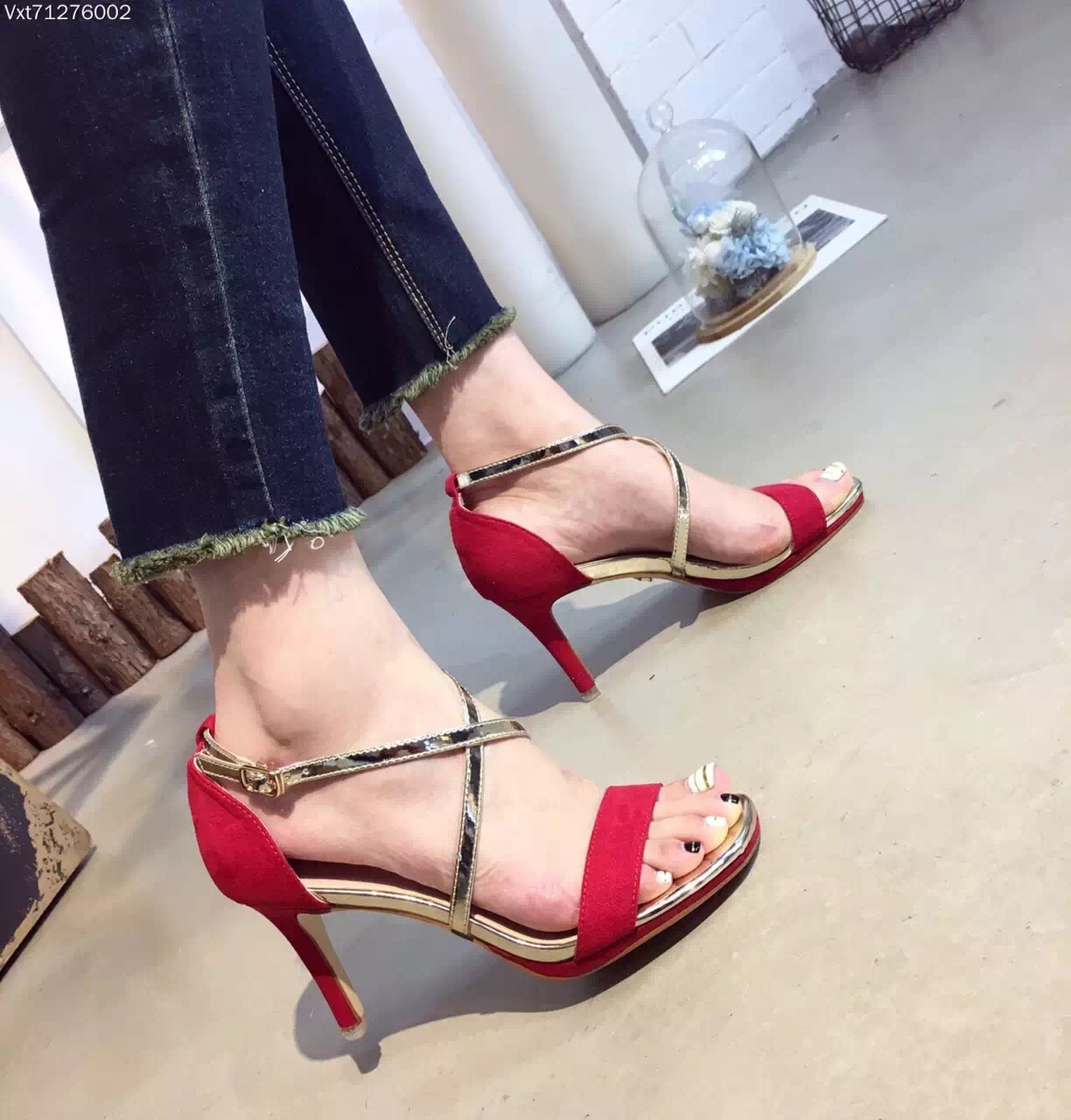 Black party sandals - Womens Sandals Summer 2016 Sexy Strappy Heels Suede Black High Heels Shoes Wedding Sandals Party Shoes