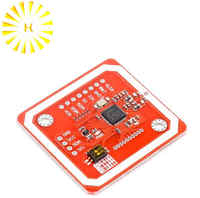 1Set PN532 NFC RFID Wireless Module V3 User Kits Reader Writer Mode IC S50  Card PCB Attenna I2C IIC SPI HSU For Arduino