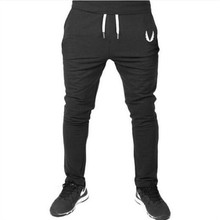 Aesthetic revolution trousers Bodybuilding Men fashion casual pants Stringer Fitness  Shirt Brand Clothing men's sportpants