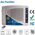 Purificador de aire doméstico multifunción 220V 110V 50 W, funcionamiento por control remoto por infrarrojos, filtro de soporte, ionizador y generador de ozono