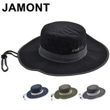 Jamont de mujeres de los hombres a prueba de agua de Nylon cubo sombrero de  secado fce77b2e9d1