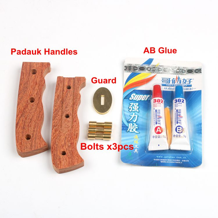 Handle Kits Padauk
