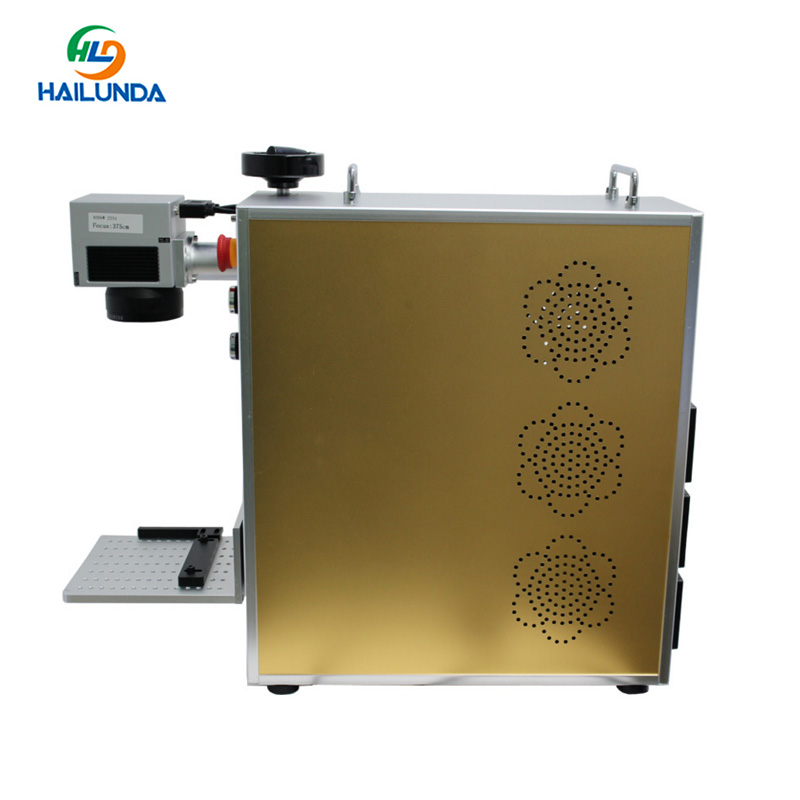 800 laser back cover seperating machine laser marking printing machine mobile phone fix (6)