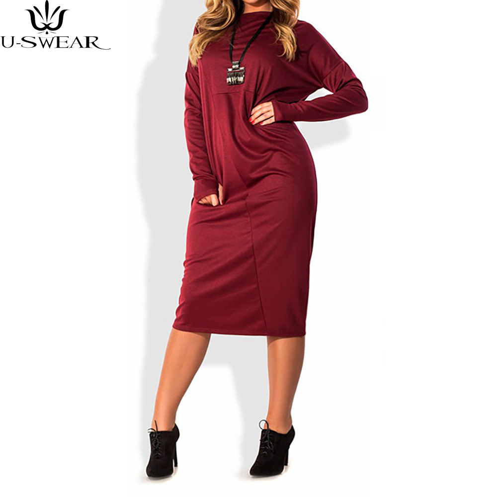 5XL <font><b>6Xl</b></font> Plus Size Spring <font><b>Dress</b></font> O-Neck Lace <font><b>Dress</b></font> Long Sleeve Straight Elegant <font><b>Sexy</b></font> <font><b>Dresses</b></font> Big Size Women Clothing Vestidos image