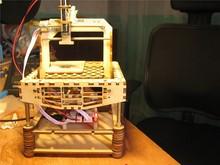 Mini Laser Cutter mini laser engraving machine kits 300mw laser power  diy toy parts