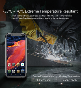 "Image 5 - Blackview BV9600 Pro IP68 Waterproof Mobile Helio P70 Octa core 6GB RAM 128GB ROM 6.21"" AMOLED Android 9.0 Rugged Smartphone 4G"