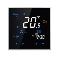For BAC 3000ALN Central Air Conditioning Temperature Controller LCD Large Screen