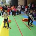 27*24*2.5 cm 1 par/lote EVA Pata de Urso Balanceamento de Integração Sensorial Terapia Precoce Educacional Crianças Brinquedos do jardim de Infância Ferramentas de ensino