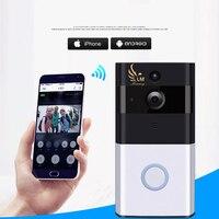 WI FI Video Door Phone Door Bell WIFI Doorbell Camera For Apartments Wireless Security Camera