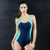 2019 sports swimwear halter ladies swimwear professional swimwear sports pool training body suit one piece swimsuit