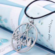 Hunger Games The Mortal Instruments City of Bones Divergent Percy Jackson movie necklace wholesale CS908