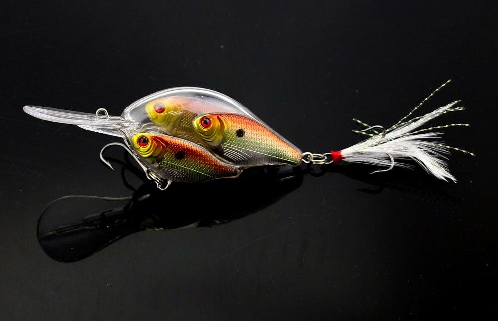 1pc 9cm 17g Fishing Lure Crankbait Group Fish fishing Wobblers Long Shot Casting Deep Dive isca Artificial Hard Bait Bass peche