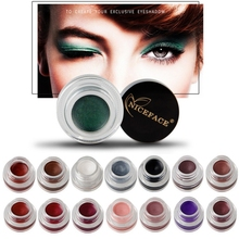 New Arrival 15colors Eye Shadow Professional Women Eyeshadow Gel Eyes Makeup Glitter Shimmer Matte Eye Shadow
