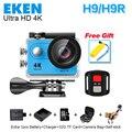 2016 Nova original4K H9/H9R remoto câmera de Esportes Ultra HD 4 K Wi-fi 1080 p tela 2.0 go pro gopro hero4 estilo à prova d' água ação cam