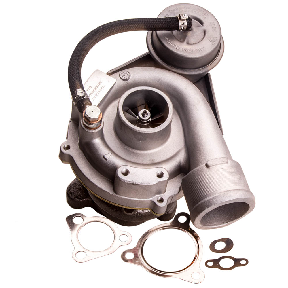 K03-029/005 Turbo cargador para Audi A4 A6 1,8 T B5 C5 150HP 180HP AEB AJL APU Arca para VW PASSAT 53039880005 de Turbolader
