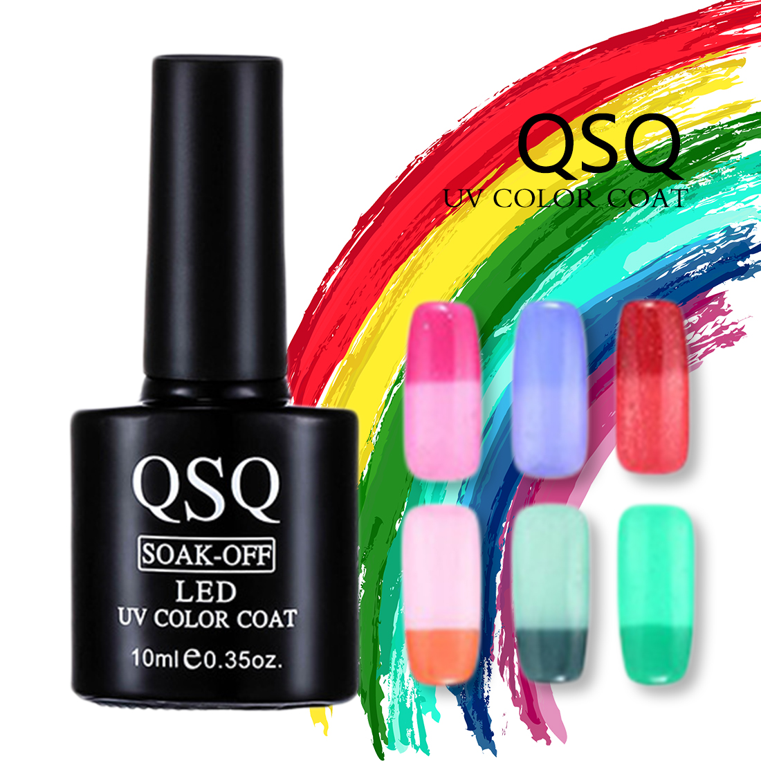 Nail Gel 1pcs Summer Hottest Sale 79 Color Uv Led Nail Gel Polish 7.3 Ml Nail Art Gel Varnish Products Are Sold Without Limitations