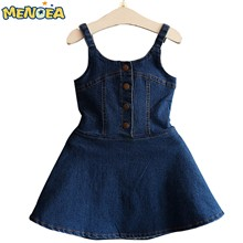 Menoea-2017-New-Autumn-Fashion-Style-Girls-Dress-Bull-puncher-Dresses-Kids-Clothes-Backless-Denim-Dress