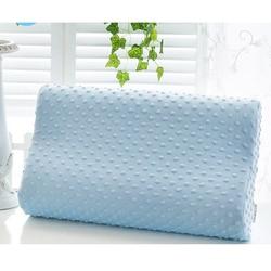 Memory foam pillow care Orthopedic Latex Neck Pillow Fiber Slow Rebound Cervical Health Care