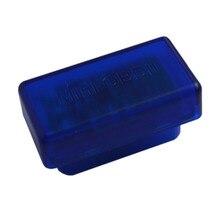 Mini OBDII Bluetooth 2 0 OBD2 EOBD Car Code Scanner Super Mini ELM327 for Android and