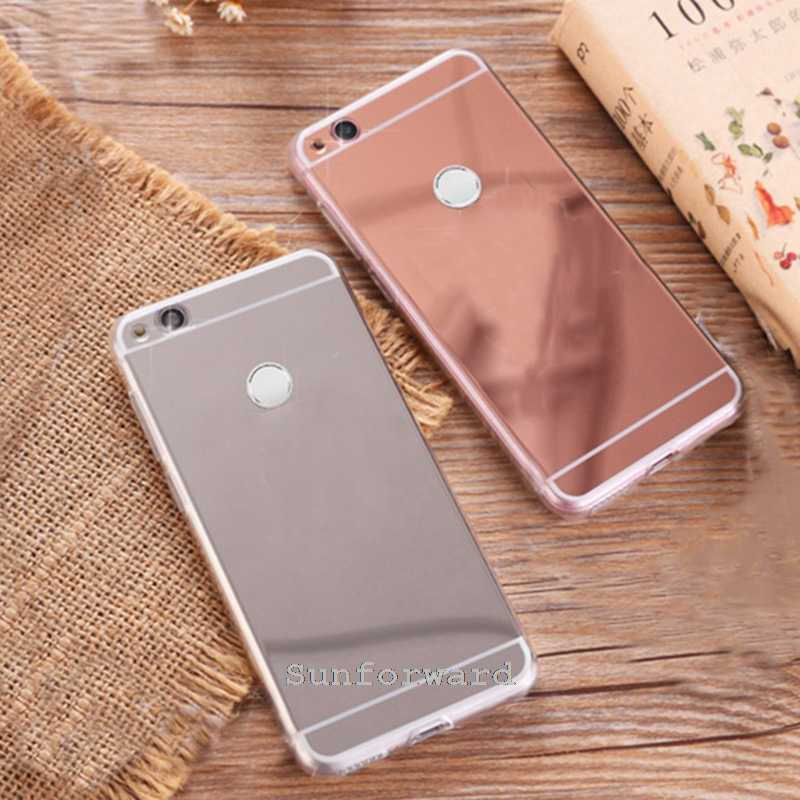 Luxury Mirror Cases For Huawei P8 Lite 2017 Case For Huawei Honor 8 Lite Case P9 Lite 2017 P10 P30 P20 Pro Gel Silicon Coque