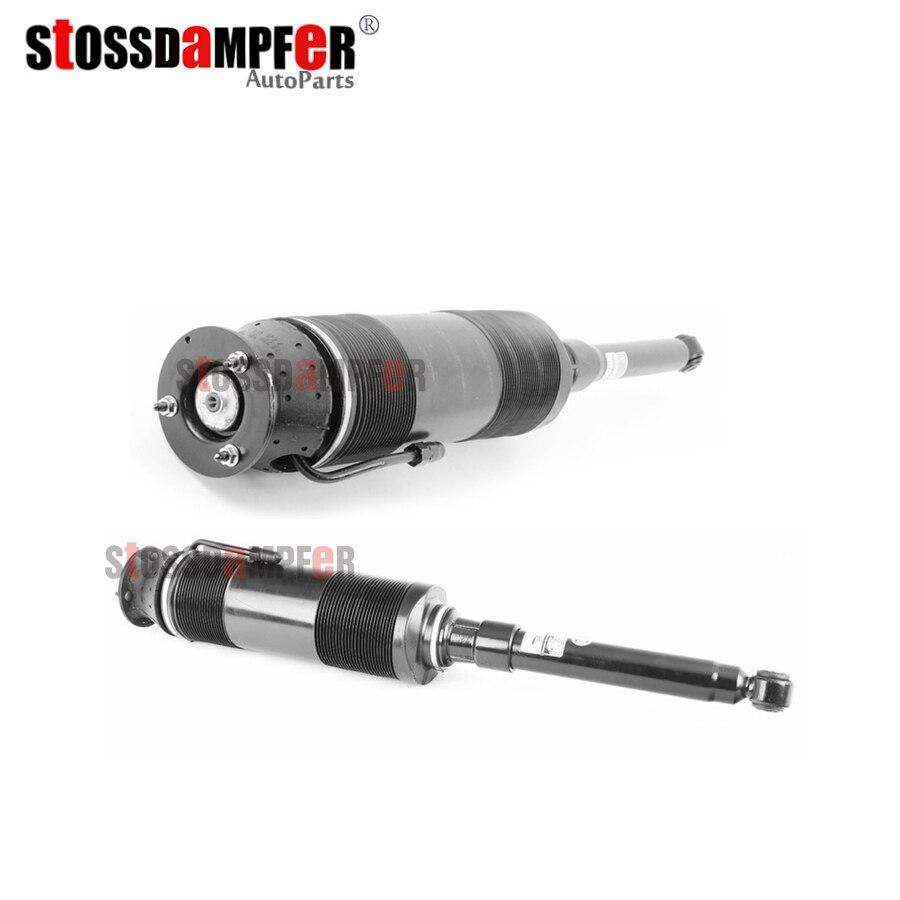 StOSSDaMPFeR 2 pcs Arrière Hydro-Pneumatique Amortisseur Suspension Printemps Fit Mercedes-Benz W220 S600 2203209113 (9213)