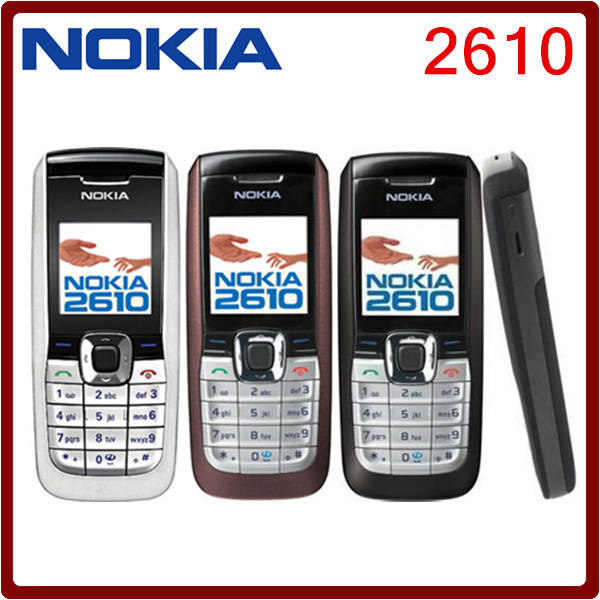 2610 fast unlocked nokia 2610 the cheapest original mobile phone rh aliexpress com