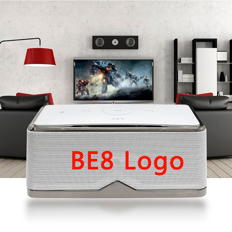 ФОТО Touch Portable Wireless Bluetooth Speaker With Logo Loundspeakers Stereo Super Subwoofer Bass NFC TF Handsfree Speaker Sound Box