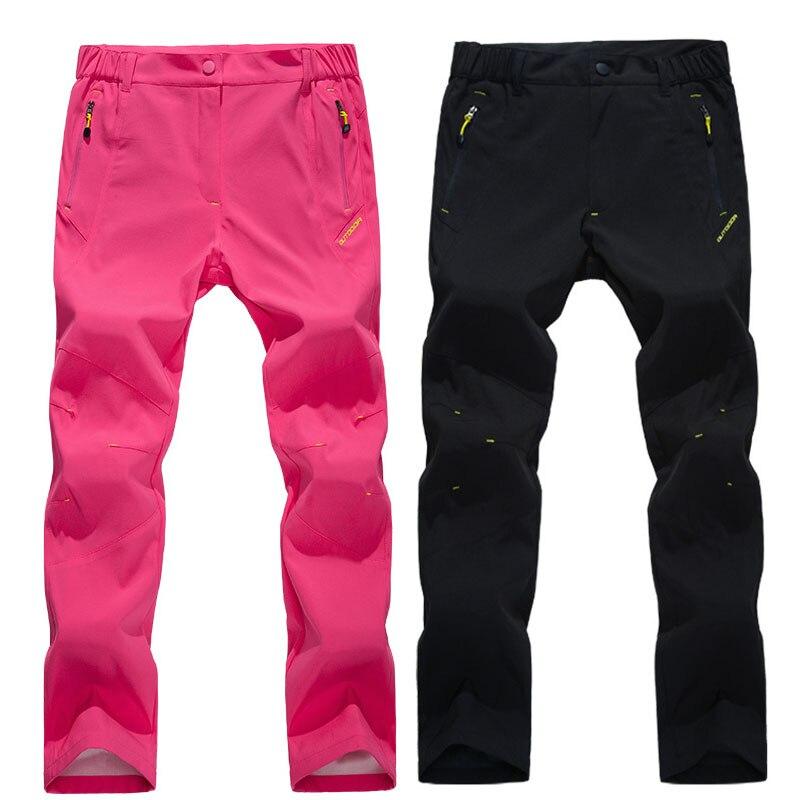 2018 New Summer Women Trekking Pants Female Outdoor Quick ...