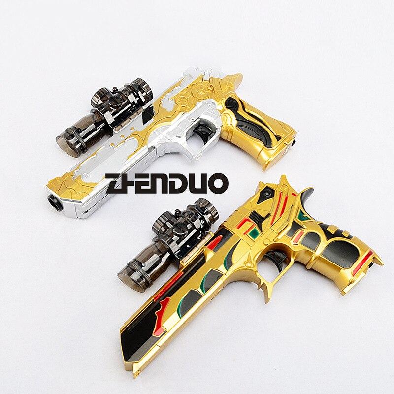 Zhenduo jouet désert aigle mk23 explosion électrique de Gel balle pistolet eau libre S pour cadeau de noël
