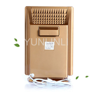 1pc Air Purifier with HEPA Filter Air Cleaner for Home or Office energy saving air cleaner white or golden